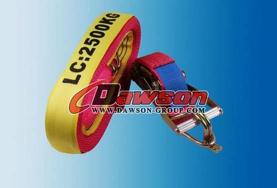2500kg* 9m/Double J Hook as/ Nzs 4380.2001) Ratchet Tie Down Strap Ratchets