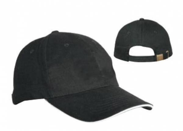 100% COTTON BASEBALL CAP