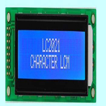 Character COG LCM