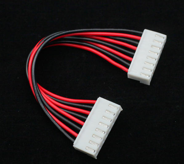Supply vh3.96mm terminal wire 3.96 spacing 4P plug wire power switch connection wire processing cust