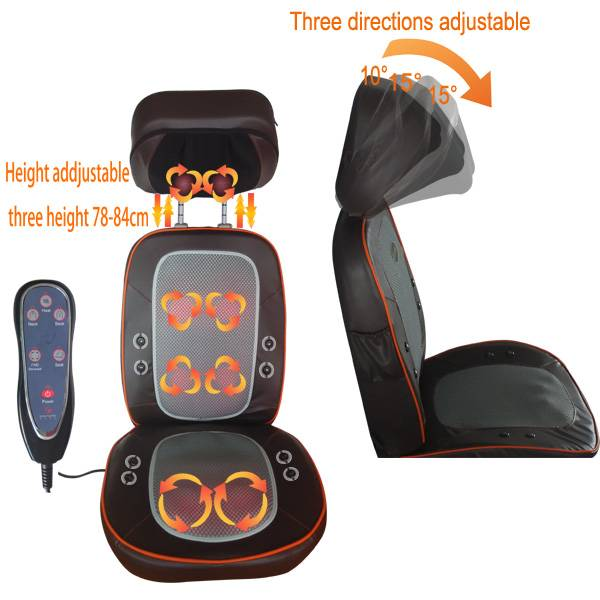 2015 the latest massage cushion for full body