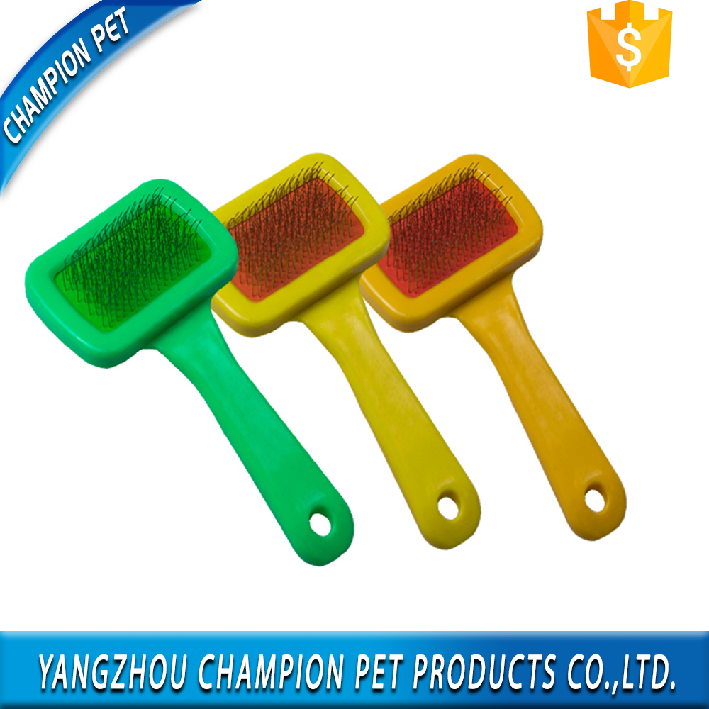 Wholesale Newest Dog Slicker Brush for Grooming