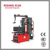Full automatic touchless tire changer for workshop