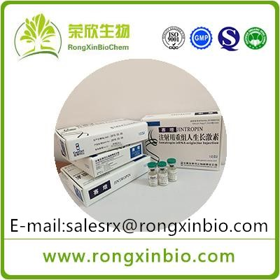Hot Sale Jintropin Hgh Cas:96827-07-5 For Bodybuilding