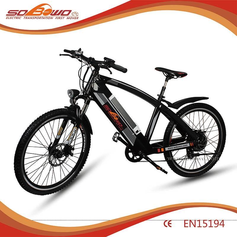 Electric Bike SOBOWO Q5 350W