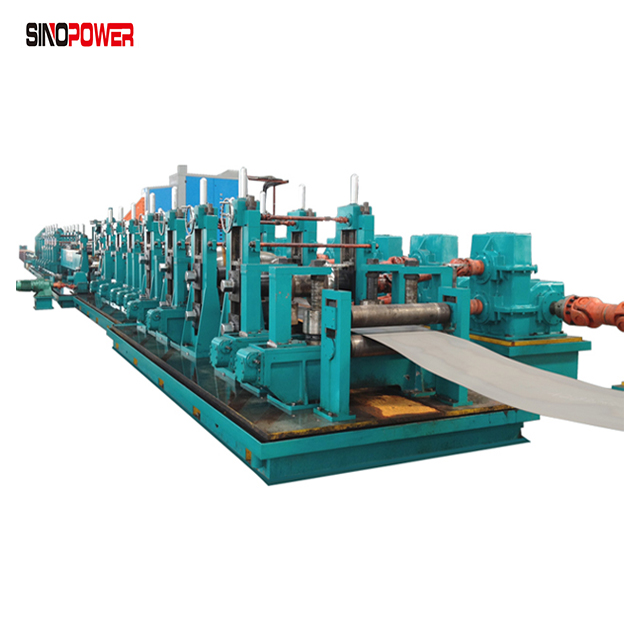 Mild steel tube mill forming equipment for sale