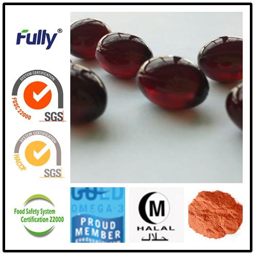 krill oil capsule