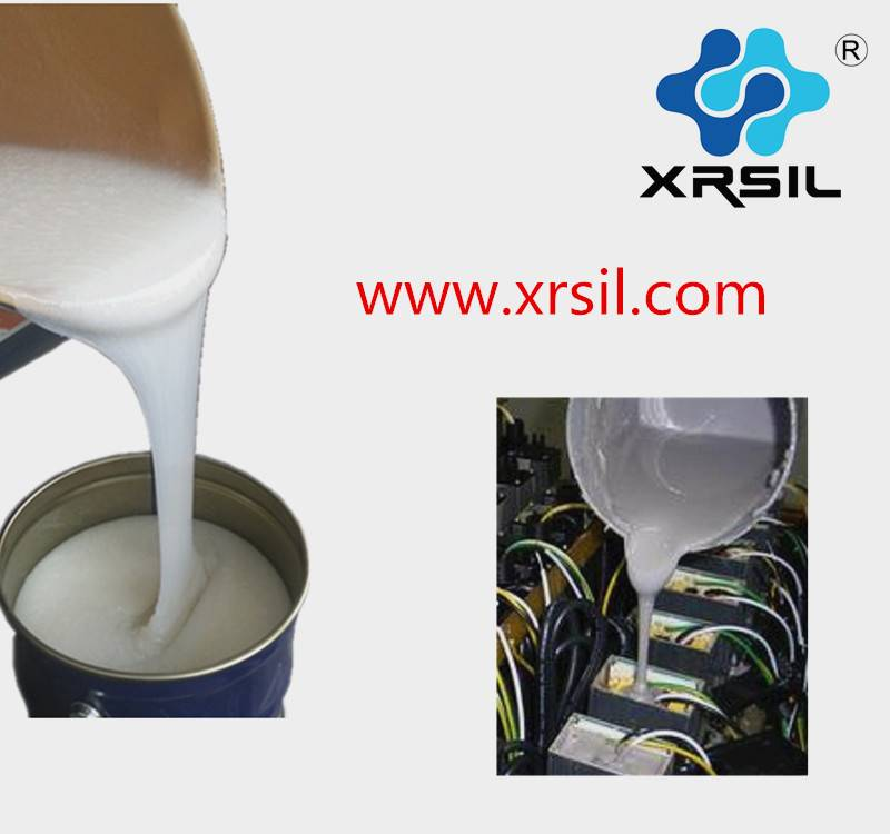Electronic Potting Compound Silicone,XINRUN Silicone