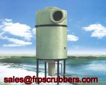 FRP Gas-Liquid Separator