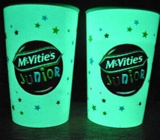 Hot Sale Luminous Pretty Juice Cup