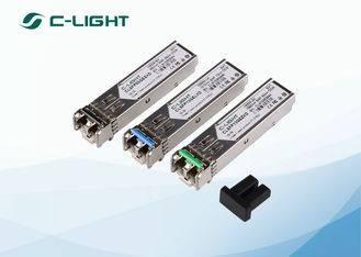 1000BASE SX SFP Optical Transceiver , SFP SX 1.25G GE For Gigabit Ethernet