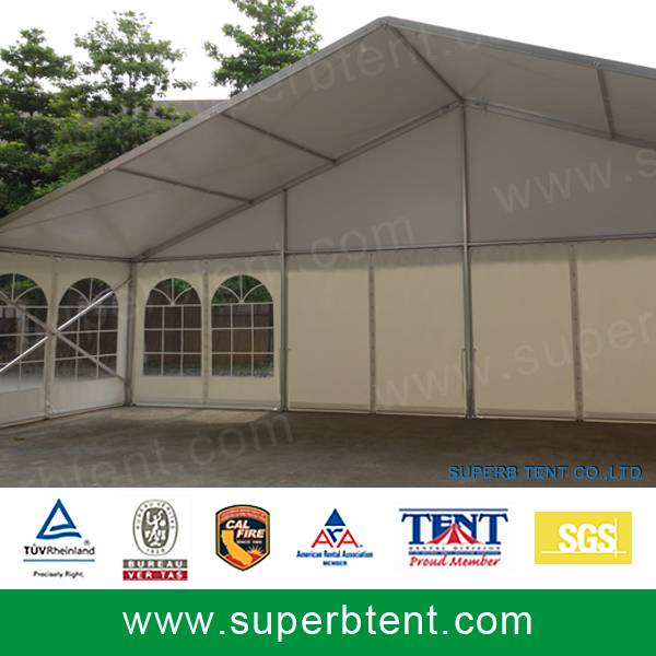aluminum frame big display tent for exhibition