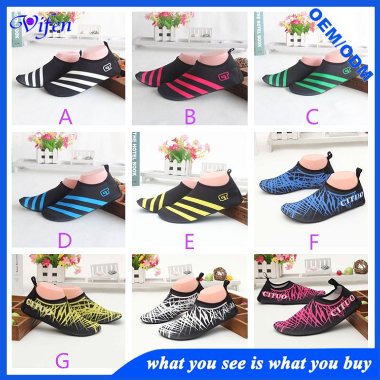 non-slip leisure shoes casual shoes indoor shoes TPR sole EVA middle sole breathale light weight