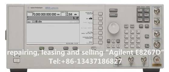 Agilent E8267D  Signal Generator