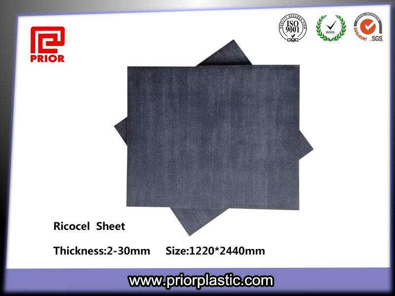 Ricocel Material with excellent mechanical strength