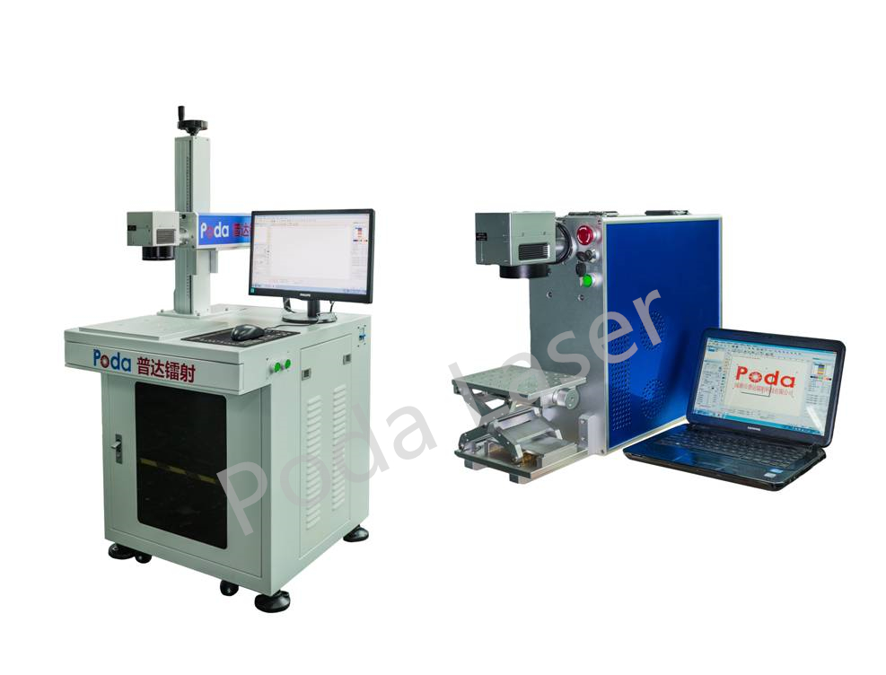Fiber Laser Marking Machine PD-F10/F20
