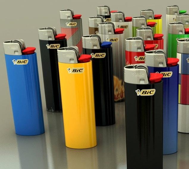 Original BIC Classic Lighters J25/J26