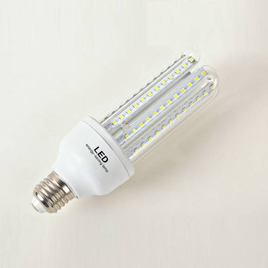 LED bulb U shape , 20w