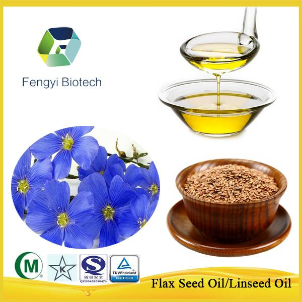 Organic Cold Pressed Refined Flax Seed oil /flaxseed oil/Linseed Oil