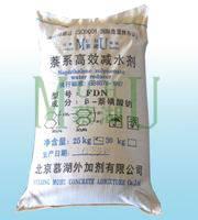 Naphthalene Sulfonate (FDN) Concrete Admixture- Na2SO4 <3%