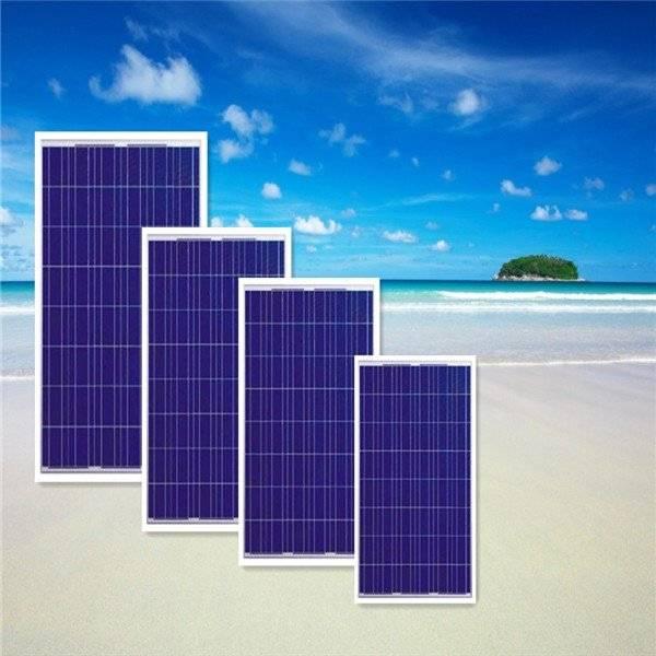 70W Poly PV Solar Panel