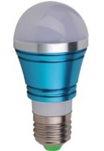 3W aluminum led bulb