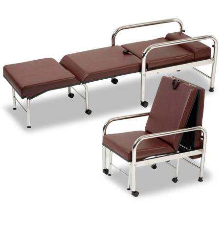 Attendant Bed, Chair, Hospital