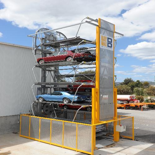 Automatic/Automated/Mechanical Car Parking System
