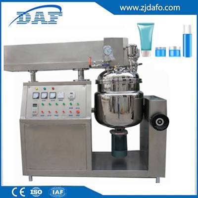 chemicals batch mixer machine, liquid soap /shampoo mixer tank