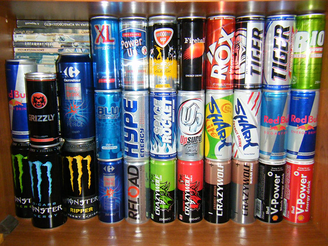 Red Bull Energy Drinks, Tin Sport Drinks
