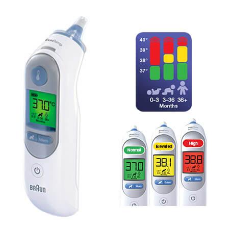 wholesales Braun digital ear thermoScan