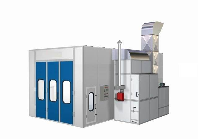 Spray Paint booth, Maintenance Equipment