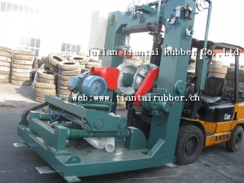 Cold Tyre retreading machine-tyre buffing machine