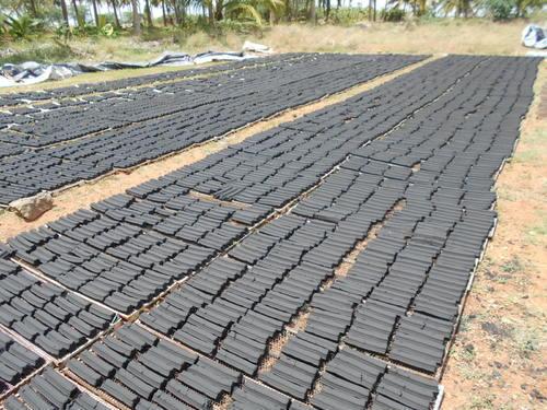 Furnace Hexagonal Charcoal Briquettes