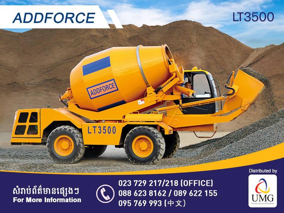 ADDFORCE LT3500