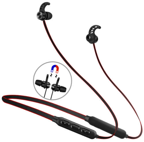 Neckband Wireless Bluetooth Earphone