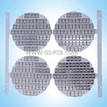 Aluminium base PCB