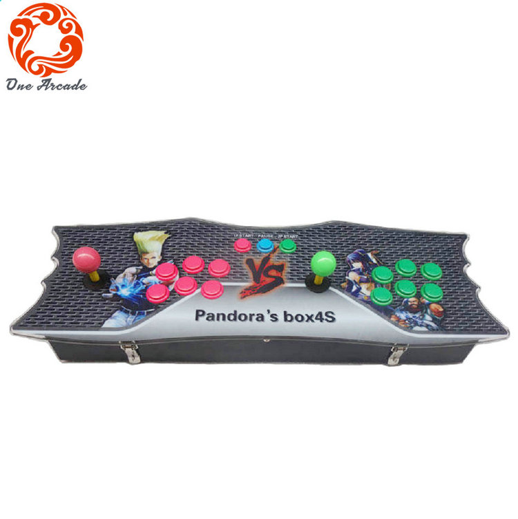 Pandora Box 4s Game Console TV Video Game Board