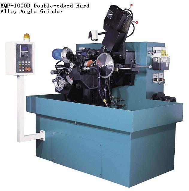 CNC saw blade sharpner(TCT saw blade dual side grinder)