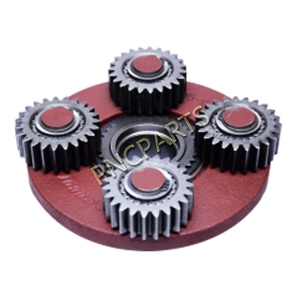 JCB JS220 05/903805 Travel Gear Reduction Set 1st Planet Carrier Assy With Solar Gear