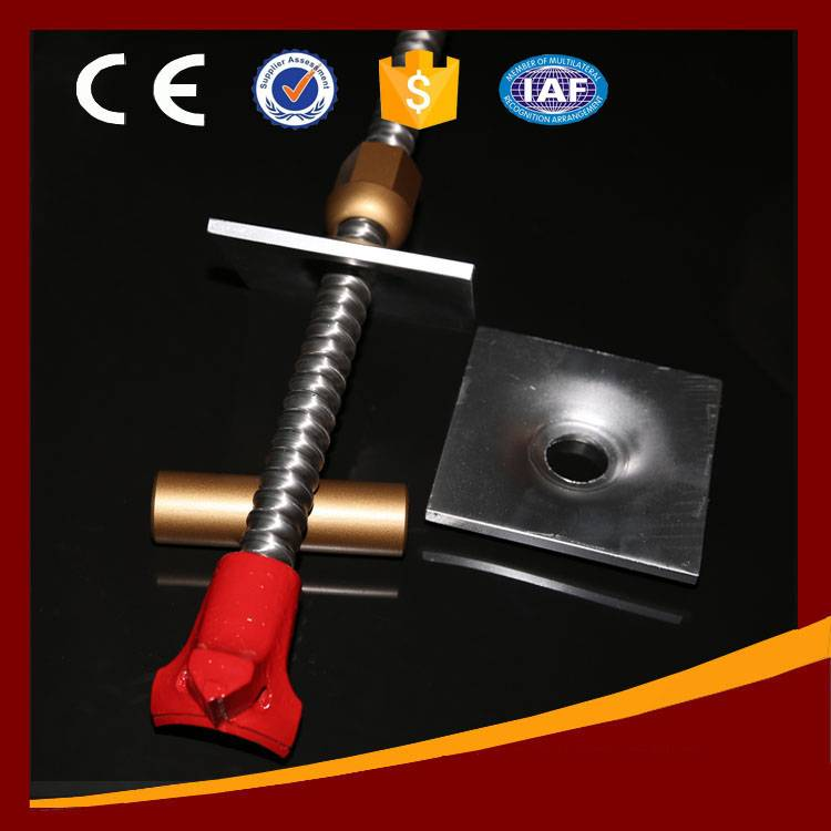 LUHUI R32 Underground Construction Hollow Grouting Anchor Bolt