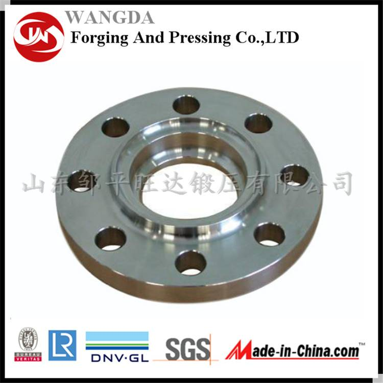 Forged Q235 Carbon Steel Weld Neck Flange