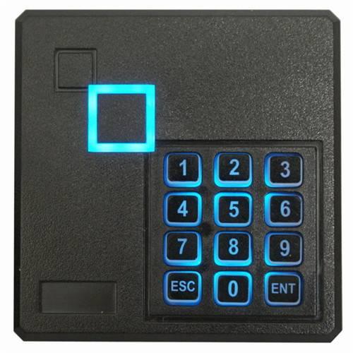 RFID with Keyword Key Broad Reader