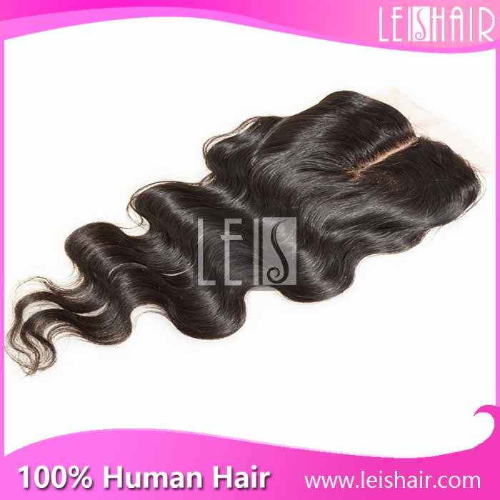 high quality unprocessed virgin hair silk base lace closure