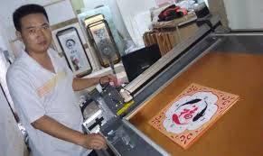 family picture matboard passepartout card mount engrave  machine
