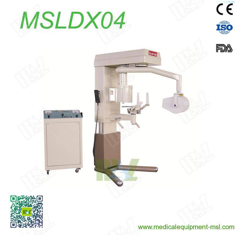 Panoramic X-ray Unit For Oral Examination MSLDX04