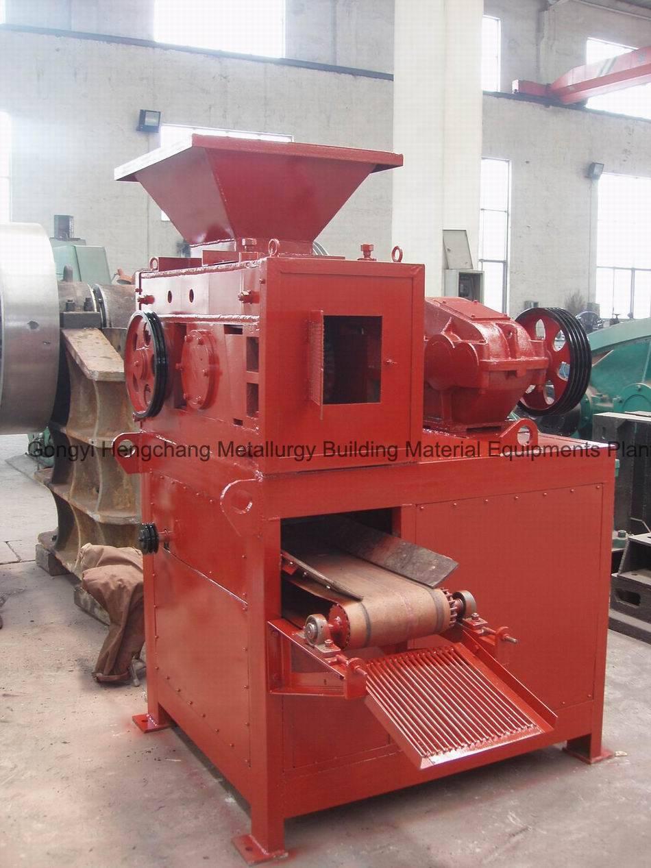 Coke Power Briquetting Machine