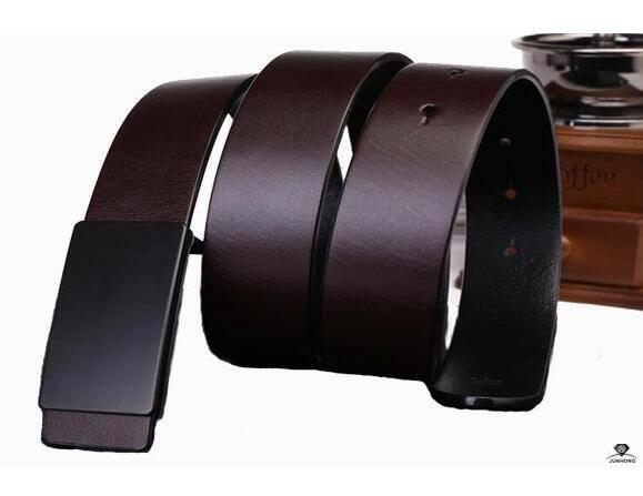 Metal Belt Buckle of cow leather belt