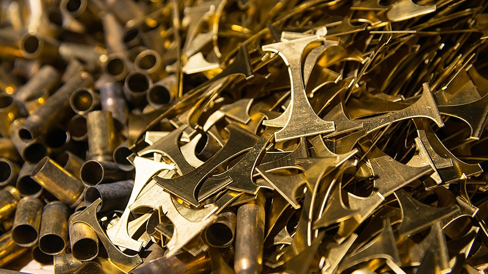 Brass scrap for sale