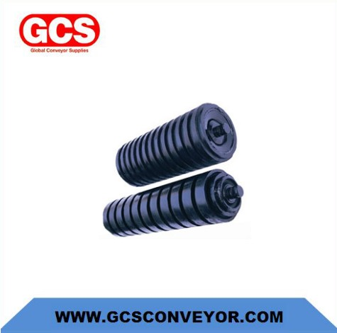 Heavy machinery industry spiral bsll bresring roller idler of China